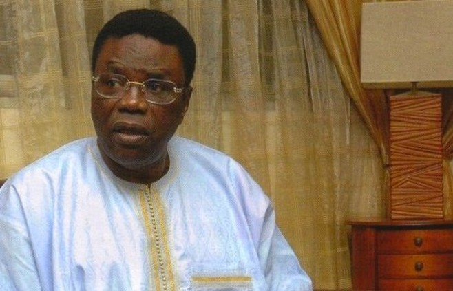 Le Clin d'œil de Mbaye Jacques Diop à Macky Sall