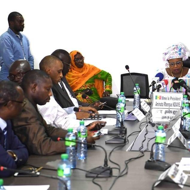 Coupe feu Ousmane Tanor Dieng : Voici le tirage au sort des 8ème de finales du tournoi