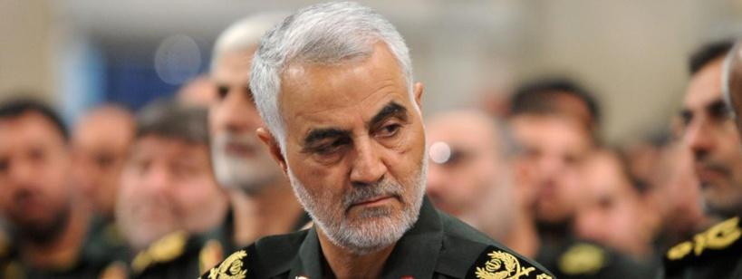 Le puissant général iranien Qassem Soleimani tué en Irak sur ordre de Donald Trump
