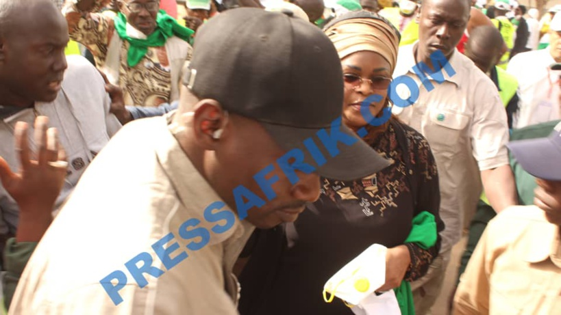 Images - Lancement journée nationale mensuelle du nettoiement par Macky Sall