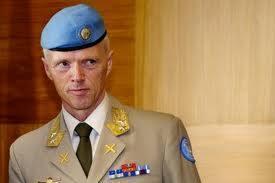 Robert Mood, un général d'expérience pour une mission ardue à la tête des observateurs en Syrie