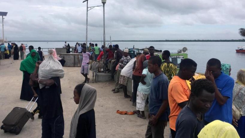 Attaque terroriste à Lamu, dans le nord-est du Kenya