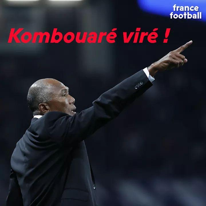 Ligue 1: Toulouse limoge Antoine Kombouaré
