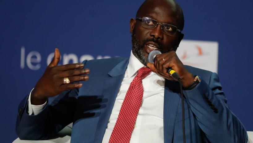 Le Liberia plongé dans la crise économique, George Weah face à la contestation