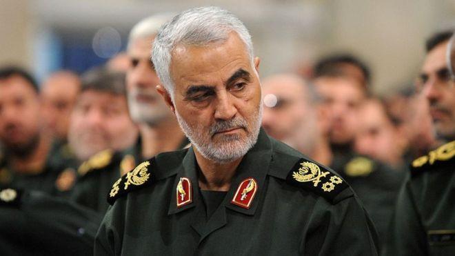 Pourquoi les Etats-Unis ont tué Qasem Soleimani?