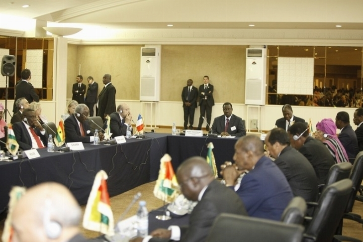 Dakar : le sommet des chefs d'Etat de la Cédéao est marqué par la crise en Guinée-Bissau