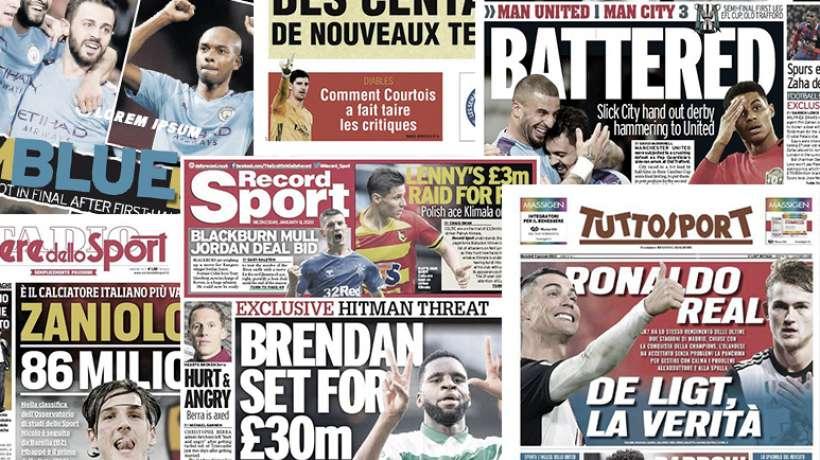 La vérité sur la mise à l'écart de Matthijs de Ligt à la Juventus, comment Thibaut Courtois a su faire taire les critiques