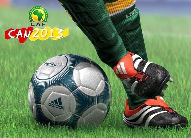 CAN 2013: Tirage au sort le 26 octobre