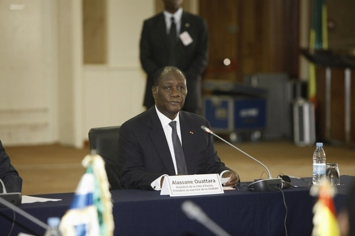 Sénégal:La Cédéao maintient la pression sur les juntes à Bamako et à Bissau