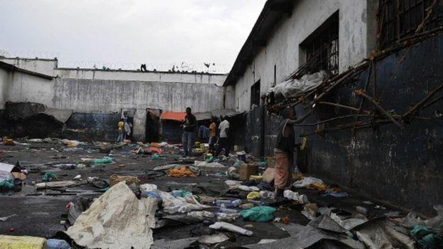 Conditions de détentions déplorables dans les prisons en RDC