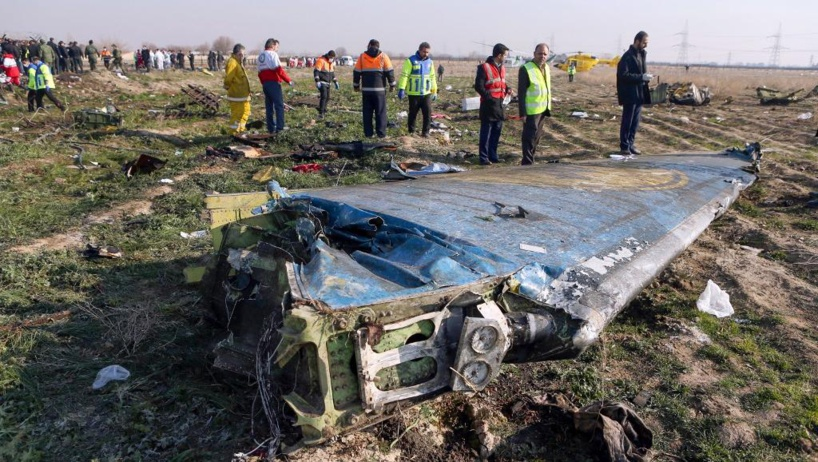 Crash du Boeing 737: l'Iran dément la thèse du missile évoquée par Trudeau