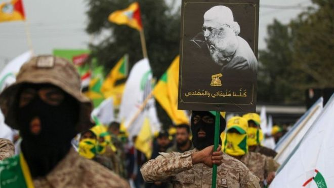 """""""L'assassinat de Qasem Soleimani est une bonne nouvelle pour le groupe """"Etat islamique"""""""