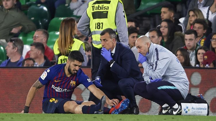 Barça : opération confirmée pour Luis Suarez