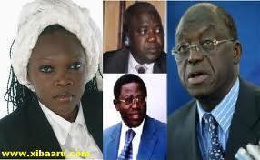 Parité-Elections législatives: Ndella Madior Diouf, seule femme tête de liste parmi les 24 affichées par la DGE