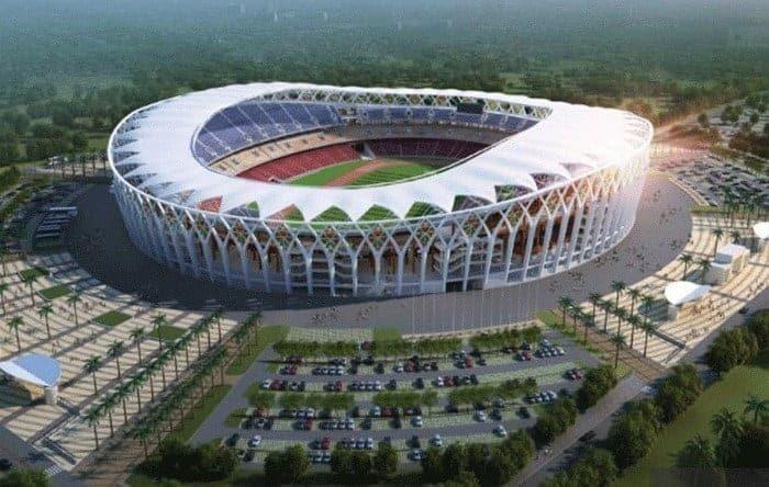 Stade olympique de Diamniadio: la pose de la première pierre prévue le 20 janvier