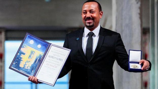 Prix Nobel de la paix, Abiy Ahmed répond à Donald Trump