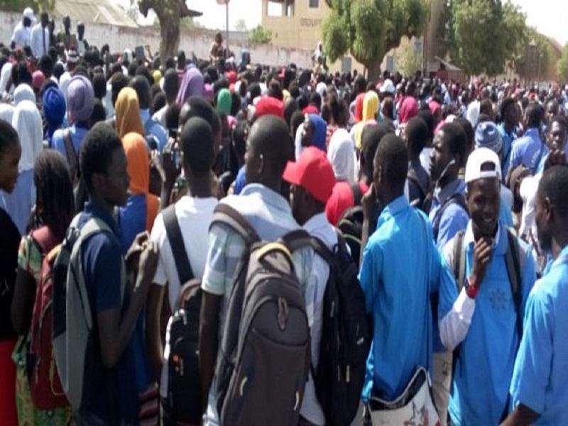 Université de Bambey : une grève de 72 heures décrétée par les étudiants