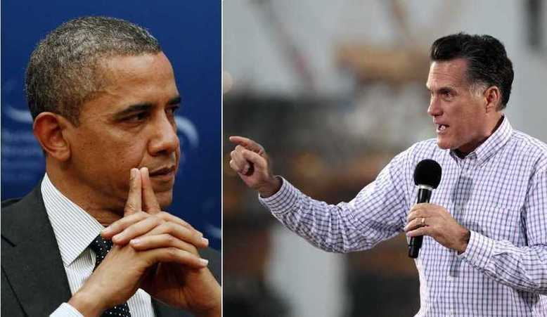 Etats-Unis: le match Obama-Romney a commencé