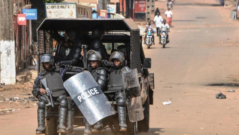 «Mobilisation illimitée» en Guinée: timide retour au calme après des heurts
