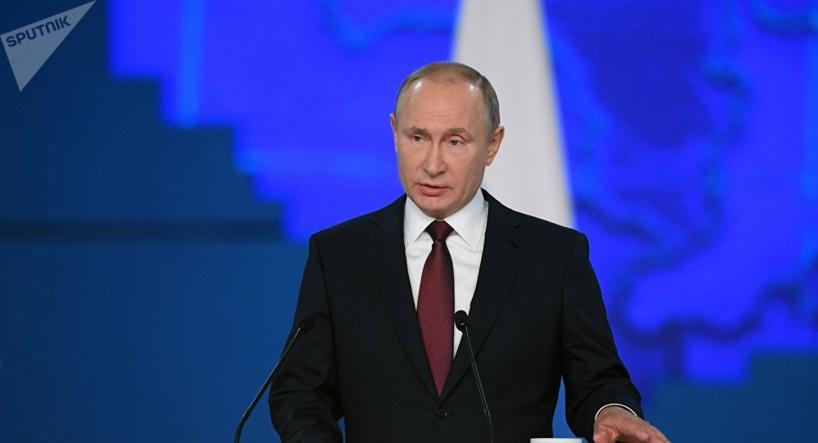 Russie: Poutine propose un référendum sur une série de réformes constitutionnelles