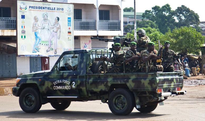Situation sociopolitique en Guinée : Des tirs à Bambeto (quartier de la banlieue), un brigadier et un commandant grièvement blessés.