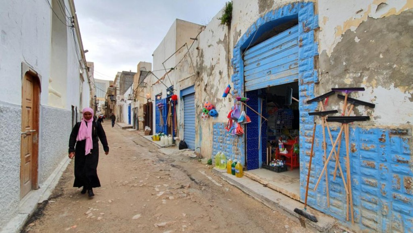 Offensive d'Haftar en Libye: le calvaire des déplacés de Tripoli