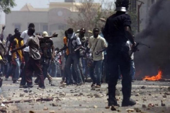 Violents affrontements à l'Université de Bambey: le bilan passe à 16 blessés dont 6 graves