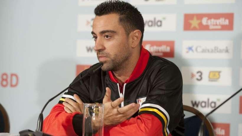 Xavi explique pourquoi il a dit Non au FC Barcelone
