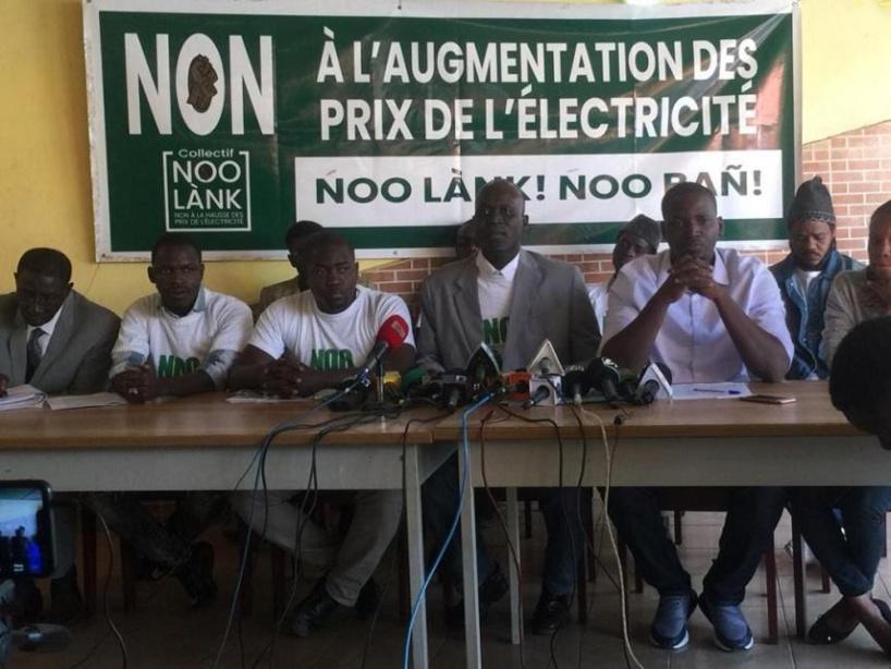 Un journaliste annonce la libération de Guy Marius Sagna en pleine conférence de presse de Noo Lank et sème le désordre