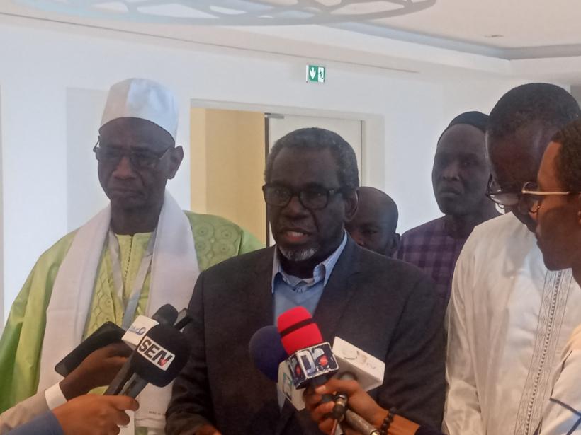 Le Règlement intérieur du Comité de pilotage du Dialogue national adopté après un huis-clos de 6 heures