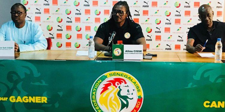 Can 2021 - Sénégal vs Guinée Bissau: Cissé veut jouer au stade Aline Sitéo Diatta
