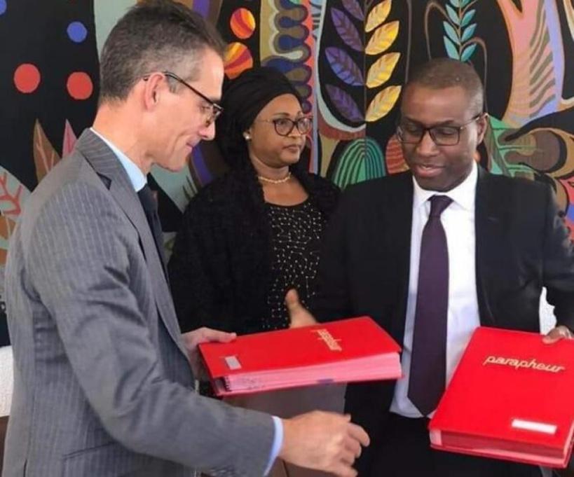 Renforcement de la gouvernance financière: la France accorde un prêt de 32,8 milliards à l'Etat du Sénégal