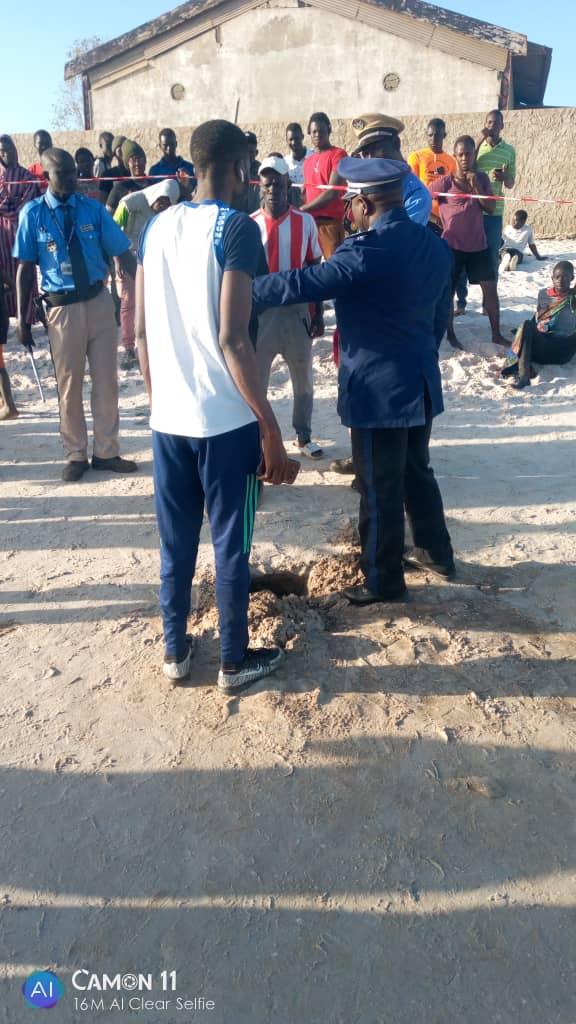 """""""Découverte de pétrole """" à Thiaroye-Sur-Mer: le site pris d'assaut par les populations pour se servir"""