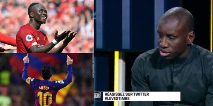 Demba Ba recadre: «Si Sadio vient me voir pour me dire qu'il est meilleur que Messi je le gifle»