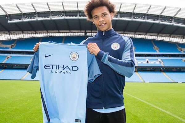 #Mercato - Manchester City veut prolonger Leroy Sané