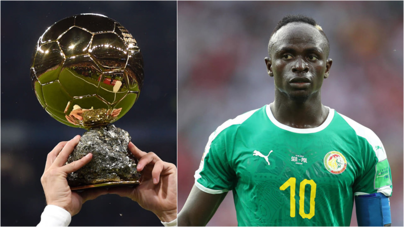 Sadio Mané présentera son Ballon d'Or à Macky Sall à Londres