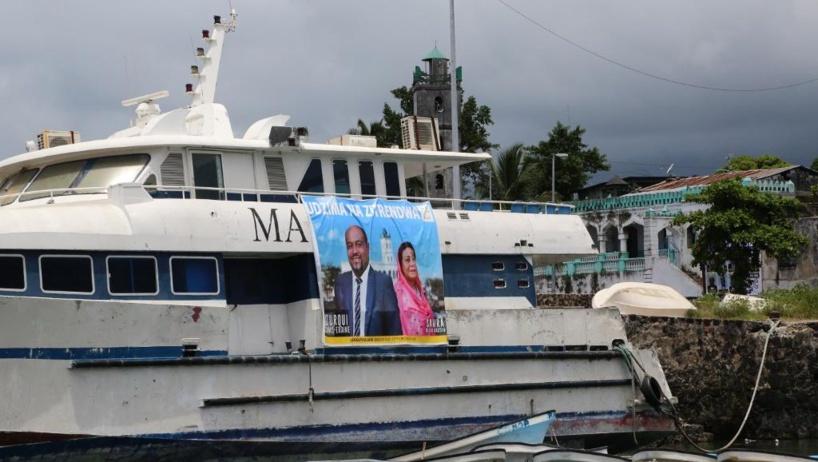 Les Comoriens aux urnes pour le premier tour des législatives