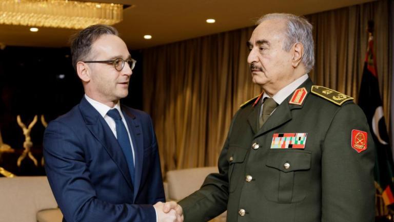 Allemagne: Ouverture de la conférence de Berlin pour la paix en Libye