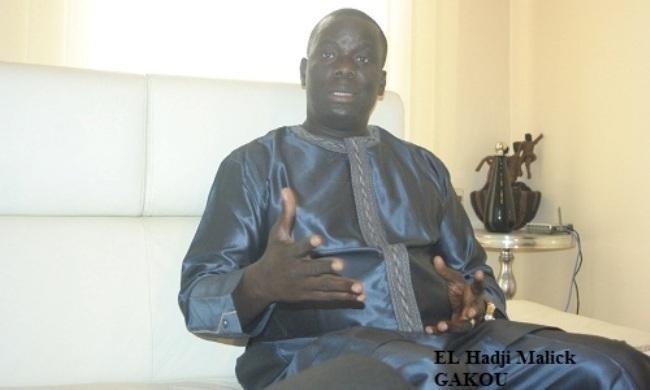 El Hadj Malick Gackou : « il n'y a jamais eu d'adversité entre Augustin Senghor et moi »
