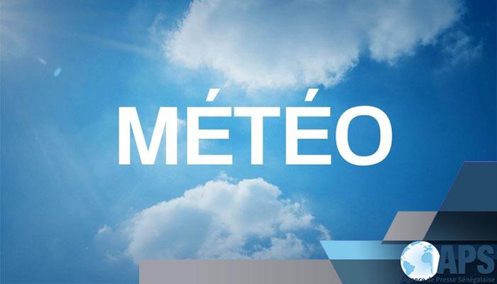 Sénégal : le ciel sera ensoleillé et passagèrement nuageux durant deux jours (météo)