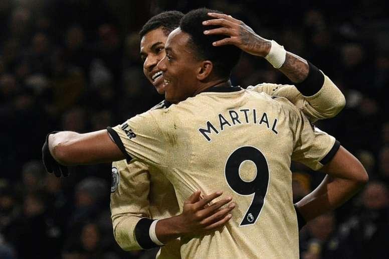"""Keane tacle Martial : """"Ce mec n'est pas assez bon pour United"""""""