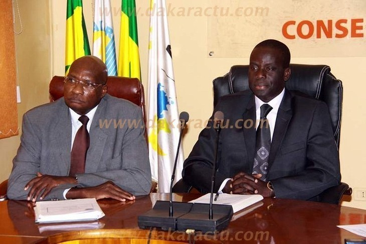 Neuf (9) candidats convoitent le fauteuil du président du Conseil régional de Dakar