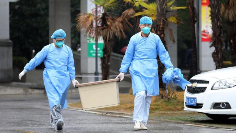 Chine: la transmission entre humains du nouveau virus confirmée