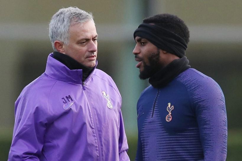 Tottenham: altercation entre José Mourinho et Danny Rose