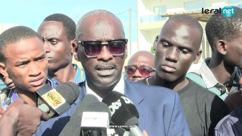 Maintien de Guy Marius en prison: Me Khoureyssi Ba va introduire un recours dès demain mercredi