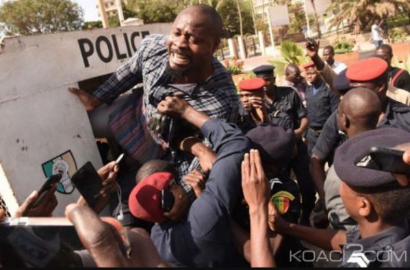 Maintien de Guy Marius Sagna en prison: Seydi Gassama parle d'un règlement de compte