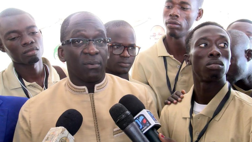 Abdoulaye Diouf Sarr et les Cadres de l'Apr approuvent l'exclusion de Moustapha Diakhaté