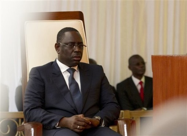 Dernier macht de Bocandé : Macky Sall fait une passe à ''Fanfo '', ''Bocandé est le héros de notre histoire sportive''