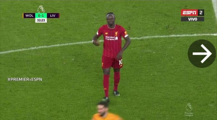 Liverpool : Sadio Mané sorti sur blessure