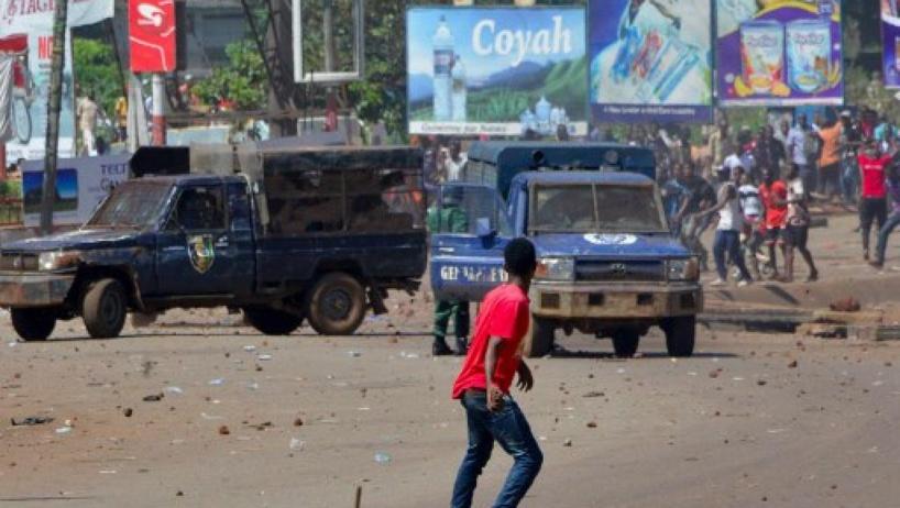 Guinée: une manifestation violemment réprimée dans la ville de Labé